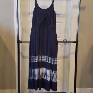 Lane Bryant Tie Front Dress